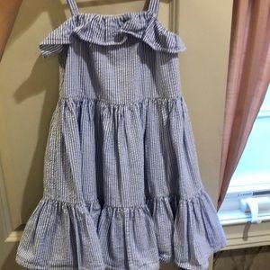 Seersucker Ralph Lauren dress size 5